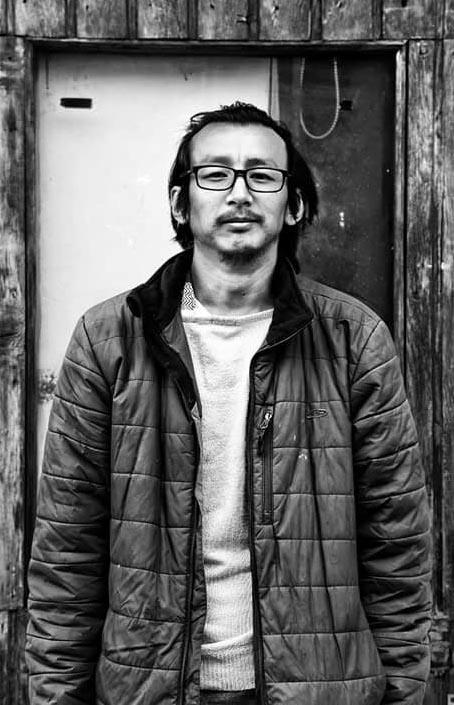 """Pema """"tintin"""" Tshering"""