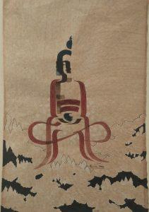 Strokes Buddha
