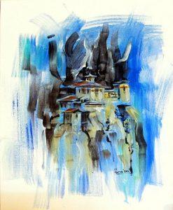 BLUE DZONG2